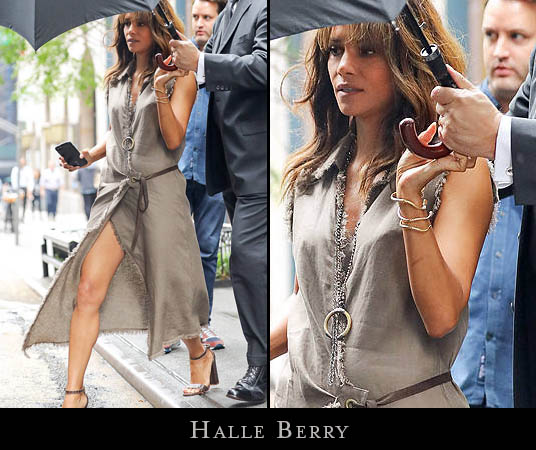 Halle Berry Umbrella