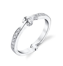 Diamond Handcuff Band