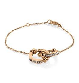 Diamond Handcuff Bracelet