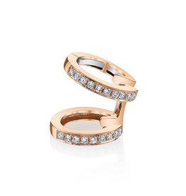 Diamond Double Earcuff