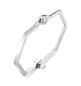 Diamond Hex Handcuff