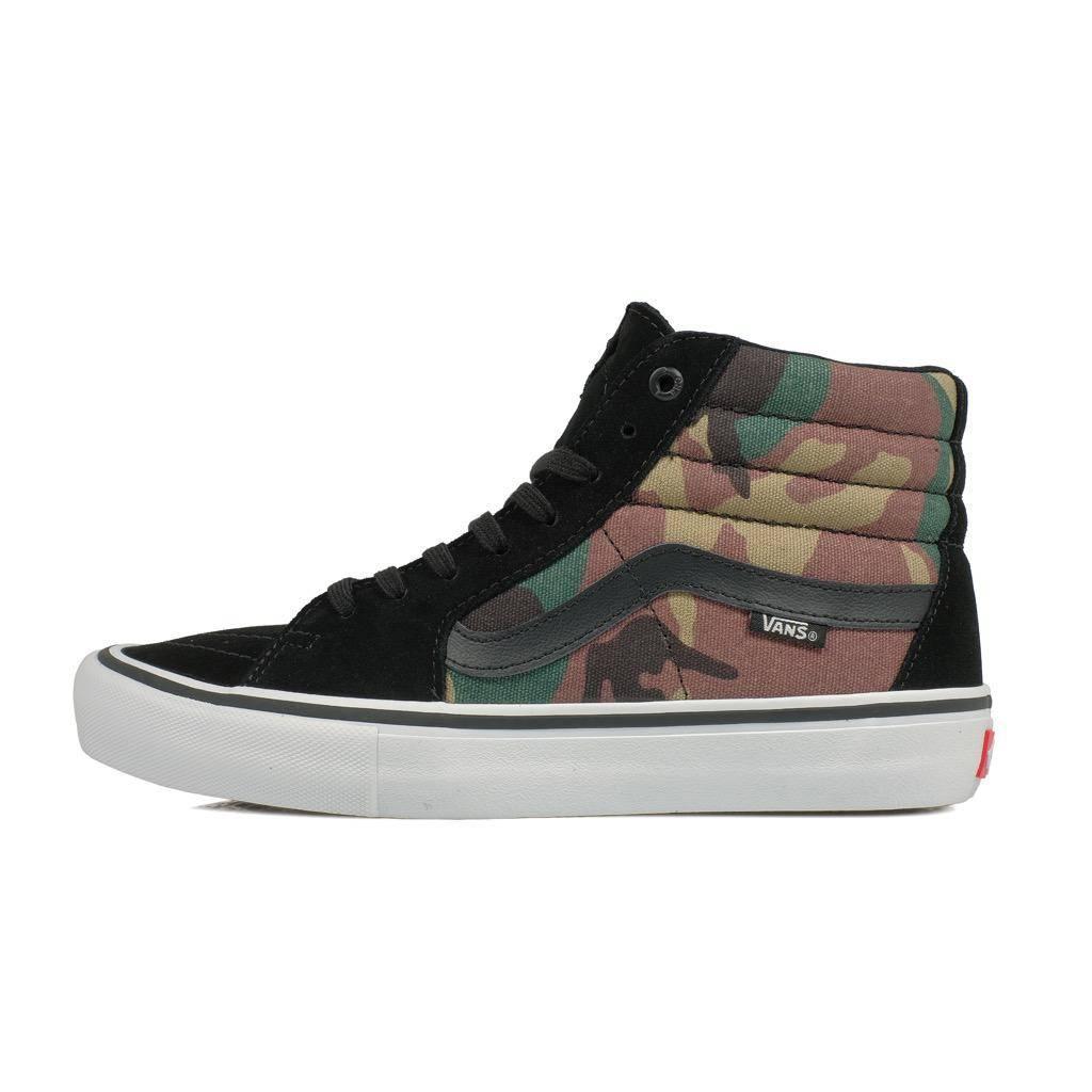 Vans    Sk8-Hi Pro - Homegrown Skateshop 6194b0299645
