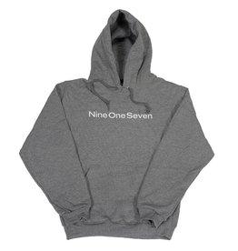NineOneSeven // Logotype Pullover Hoodie