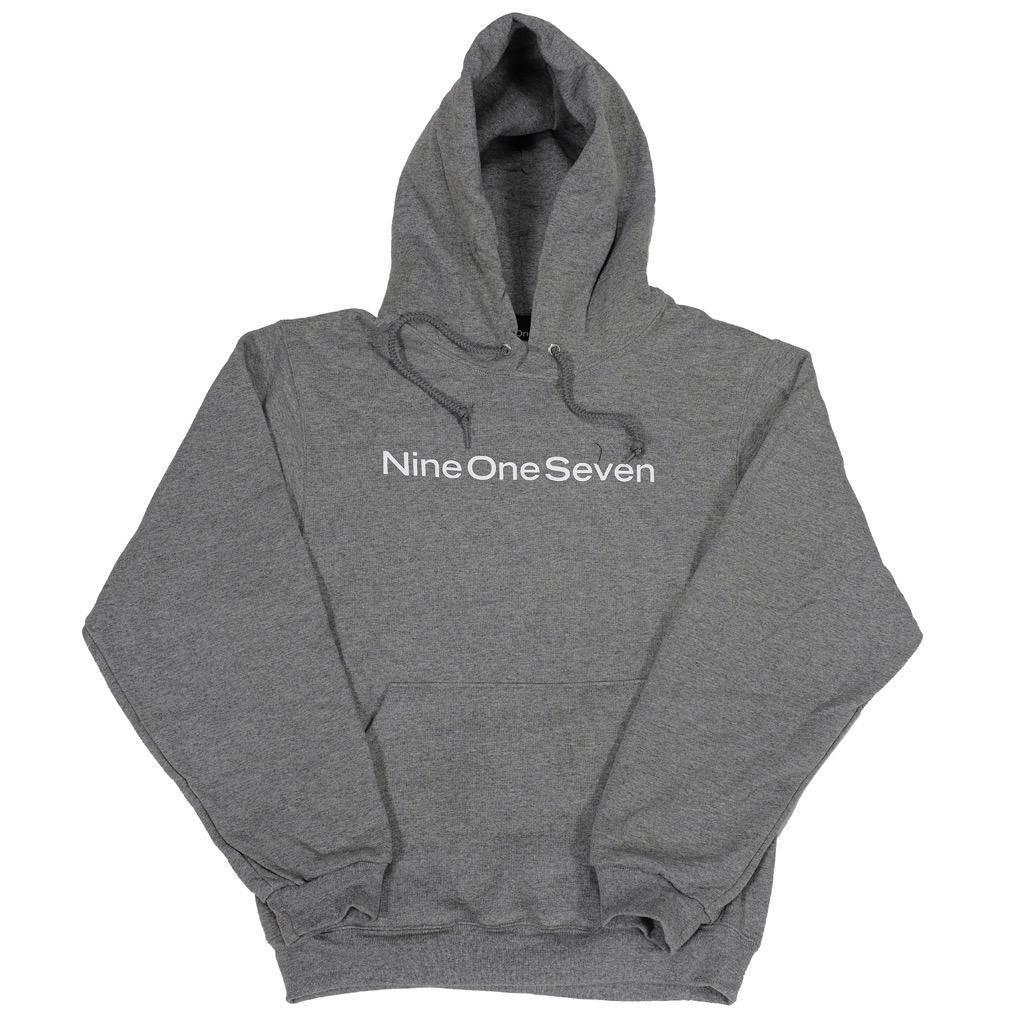 Call Me 917 NineOneSeven // Logotype Pullover Hoodie