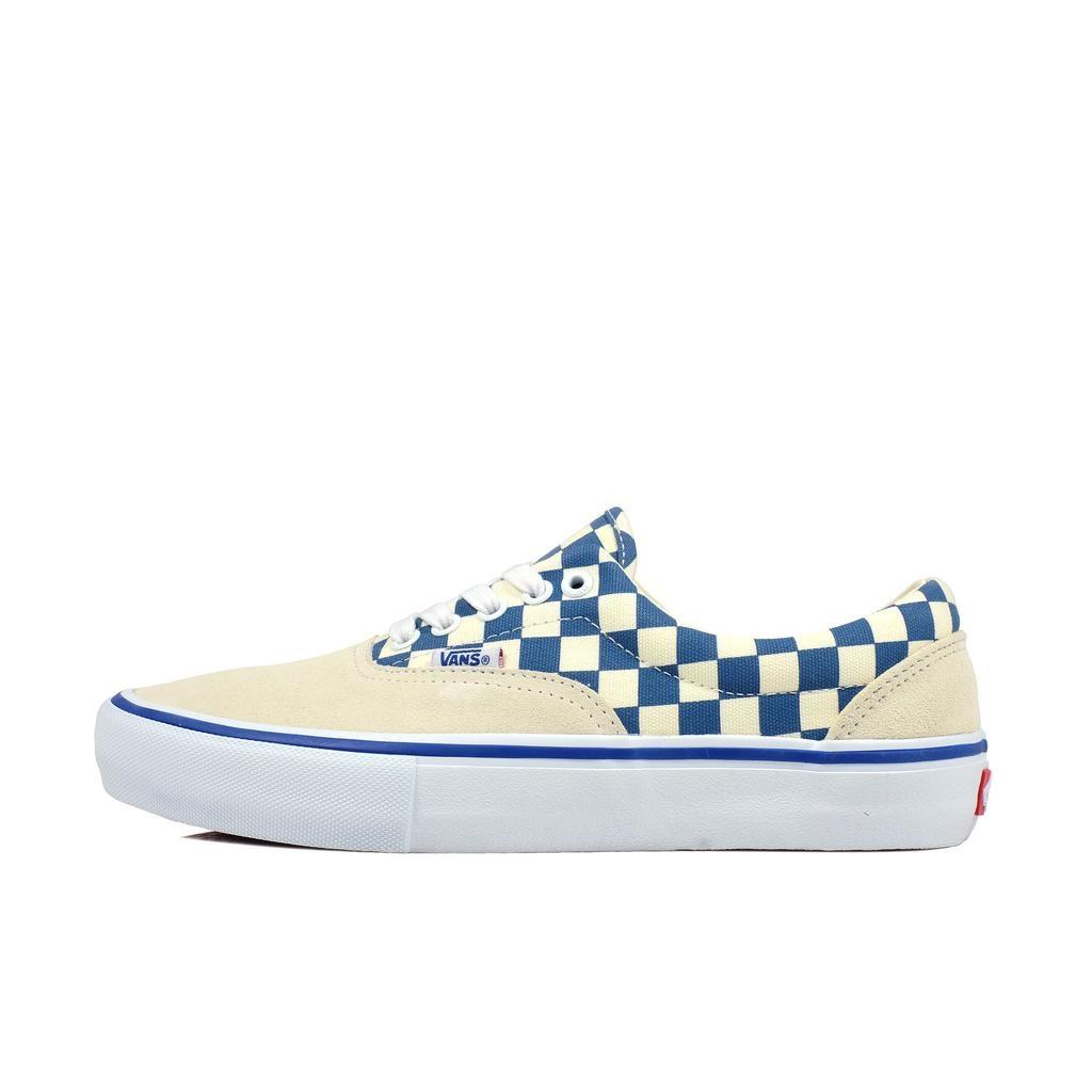 4aa43f76870 Vans Vans    Era Pro. Vans Vans    Era Pro. Color   . (Checker) Classic  White   Blue Ashes
