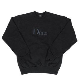 Dime MTL Dime // Classic Embroidered Crewneck