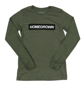 Homegrown Standard Issue LS Tee
