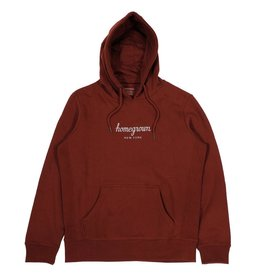 Homegrown Classic Script Hooded Sweatshirt