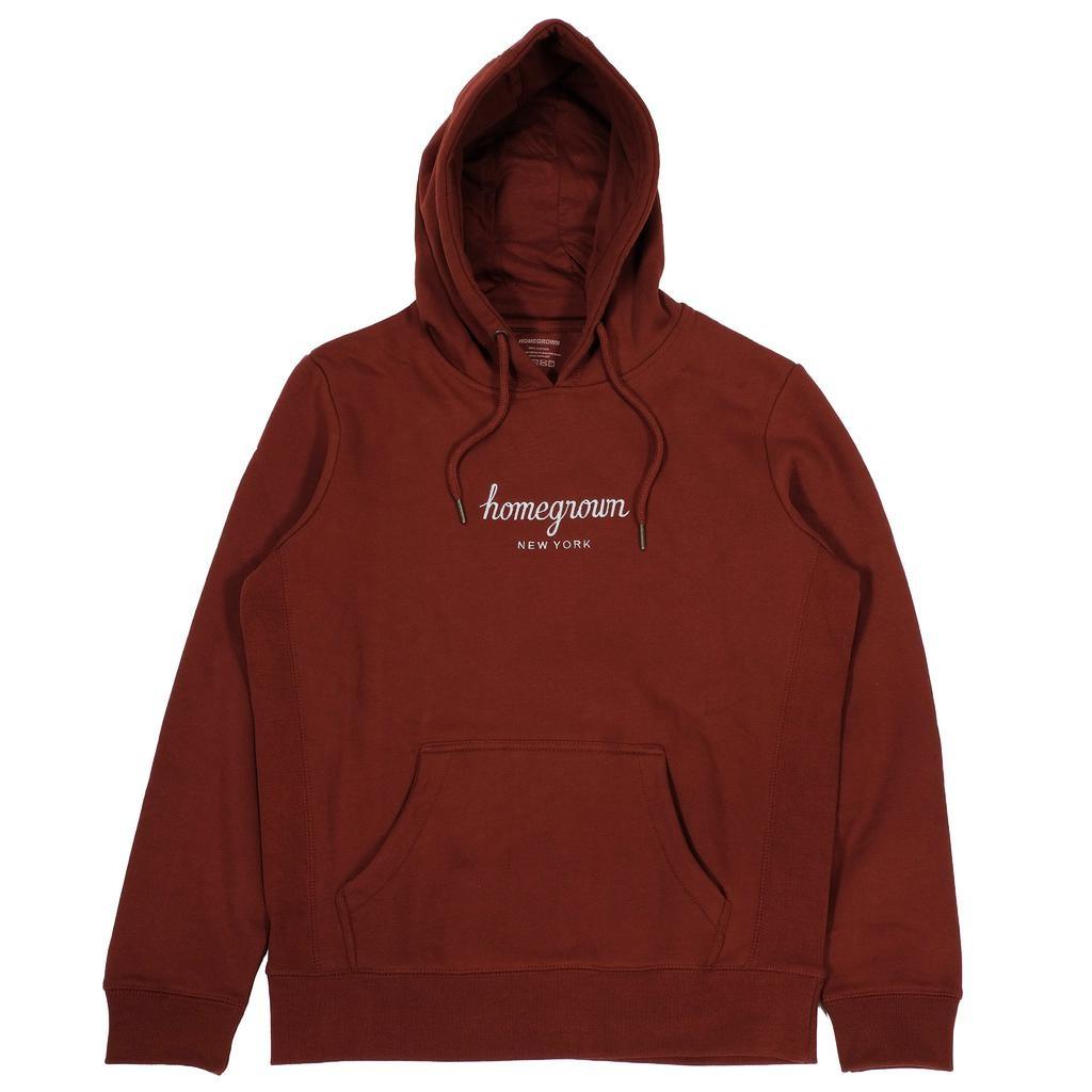 Homegrown Classic Script Hooded Sweatshirt