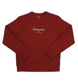Homegrown Classic Script Crewneck Sweatshirt