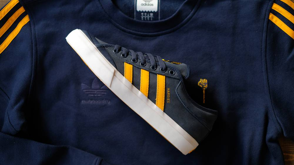 buy online 43a92 cb7bb Adidas Skateboarding X Hardies Hardware