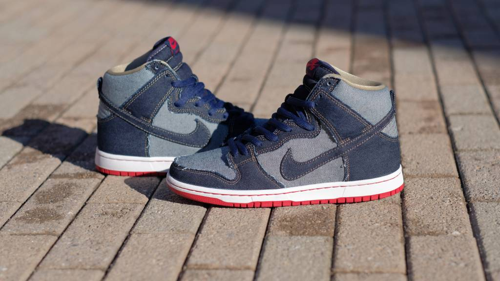 Nike SB Forbes Dunk High