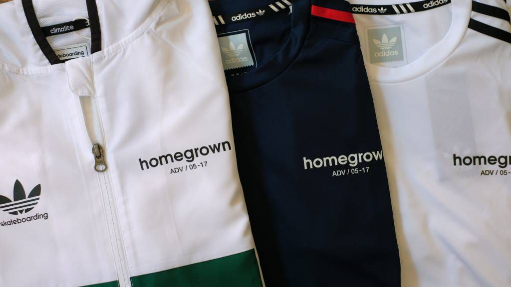 Adidas x Homegrown Summer Collection