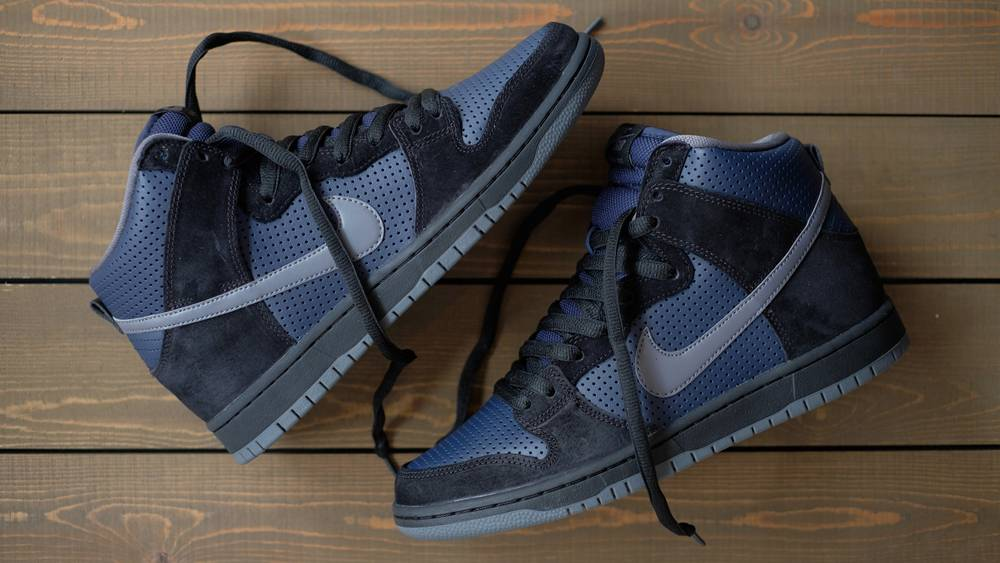 "Nike SB ""Gino"" Dunk High TRD QS"