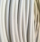 Cream Fabric Cable
