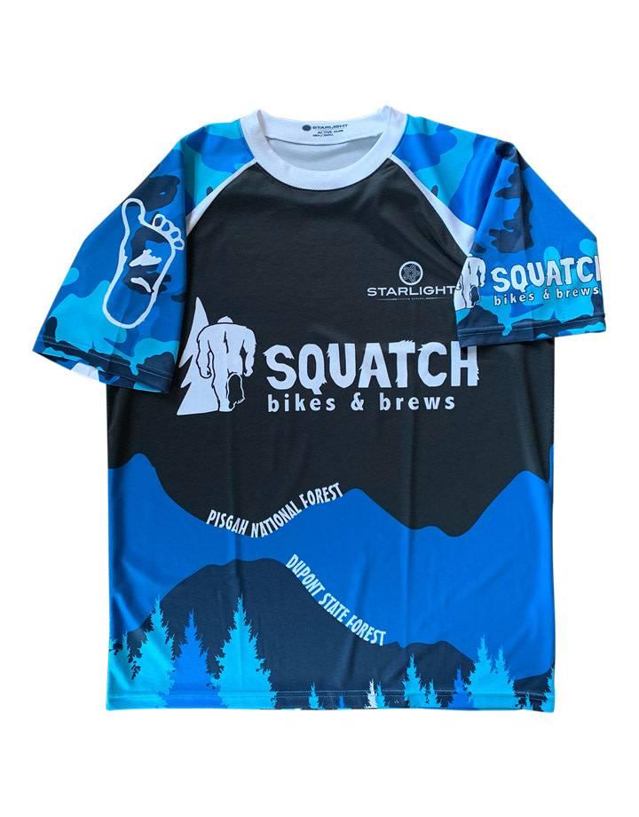 Squatch Brand Squatch Starlight Jersey