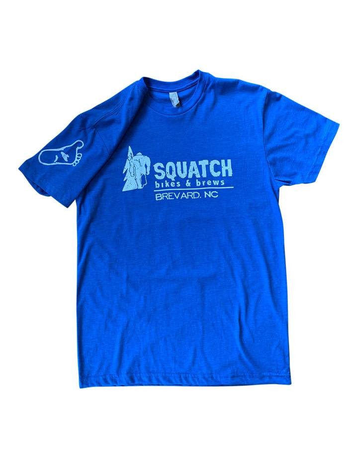 Squatch Brand Squatch Get Squirrely T-Shirt