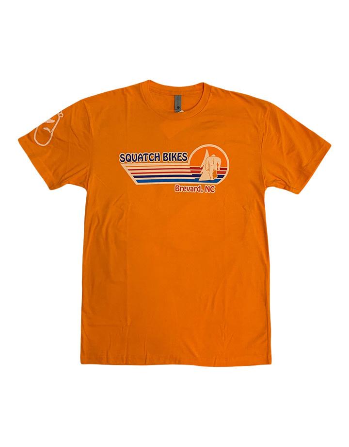 Squatch Brand Squatch Sunset T-Shirt