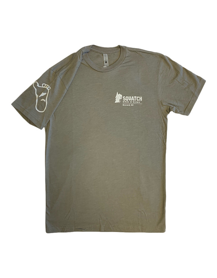 Squatch Brand Squatch Believe It T-Shirt