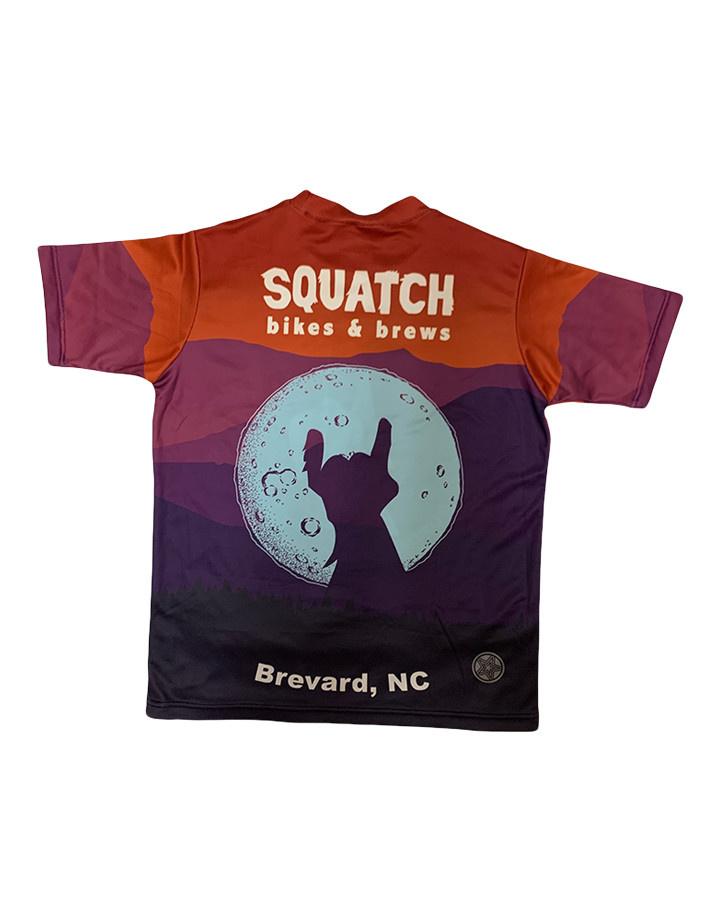 Squatch Brand Squatch Mountain Jersey