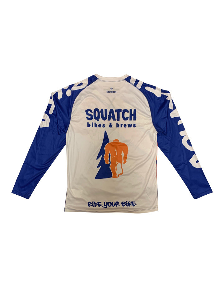 Squatch Brand Squatch 80's Retro Jersey