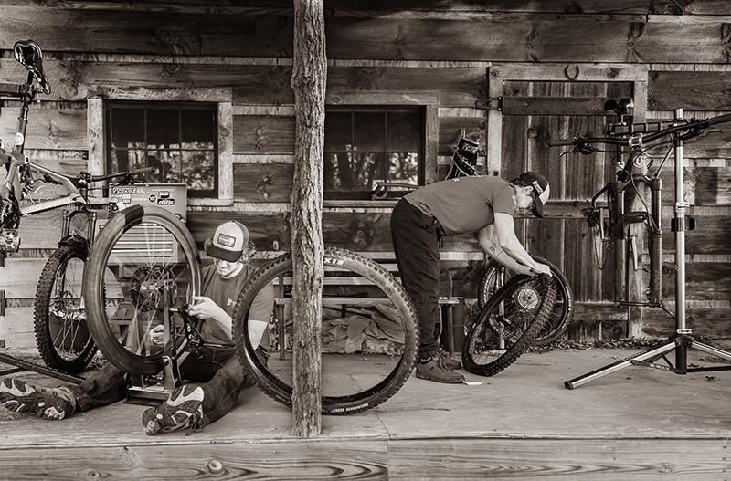 squatch bikes - bike service
