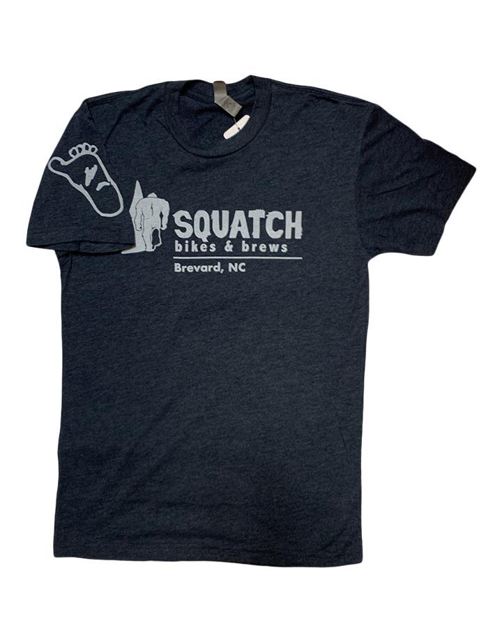 Squatch Brand Squatch Get Squirrely T-Shirt