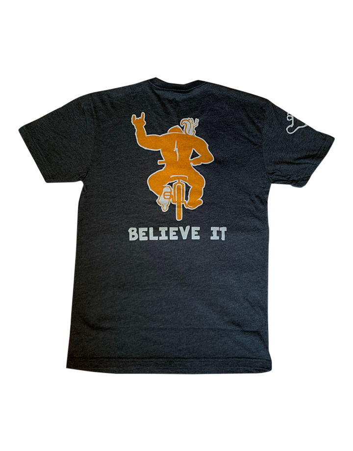 Squatch Brand Squatch Believe It T-Shirt