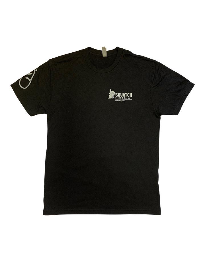 Squatch Brand Squatch American Flag V2 T-Shirt