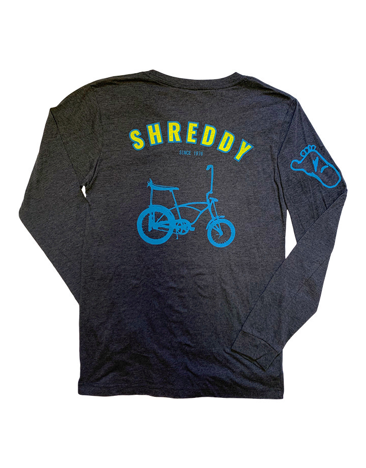 Squatch Brand Squatch Shreddy Long Sleeve