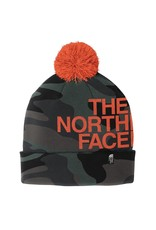 The North Face Youth Ski Tuke New Taupe Green Camo