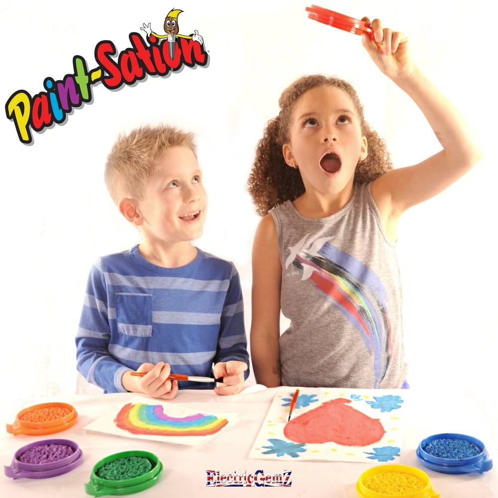 iToys Paint Station on the Go