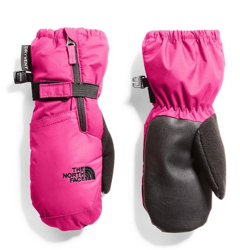 The North Face Toddler Mitt Petticoat Pink