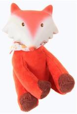 Tikiri Fox Rubber Wildwood Plush Toy