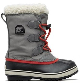 Sorel Youth Yoot Pac Nylon - Quarry, Sail Road