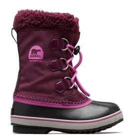 Sorel Youth Yoot Pac Nylon - Purple Dahlia, Foxglove