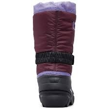 Sorel Children Flurry - Purple Dahlia, Paisley Purple