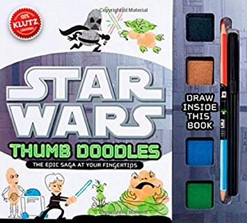 Klutz Star Wars Thumb Doodles