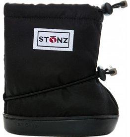 Stonz Booties Print Black PLUSfoam