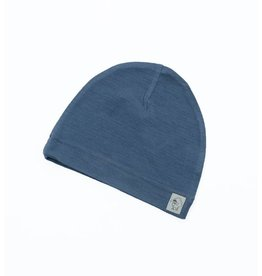 Wee Woolies Merino Beanie Child - Charcoal