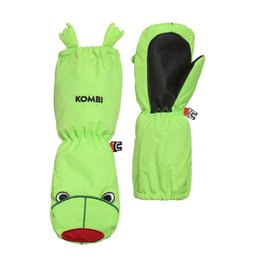 Kombi Animal Family Children's Mitt Freddy The Frog