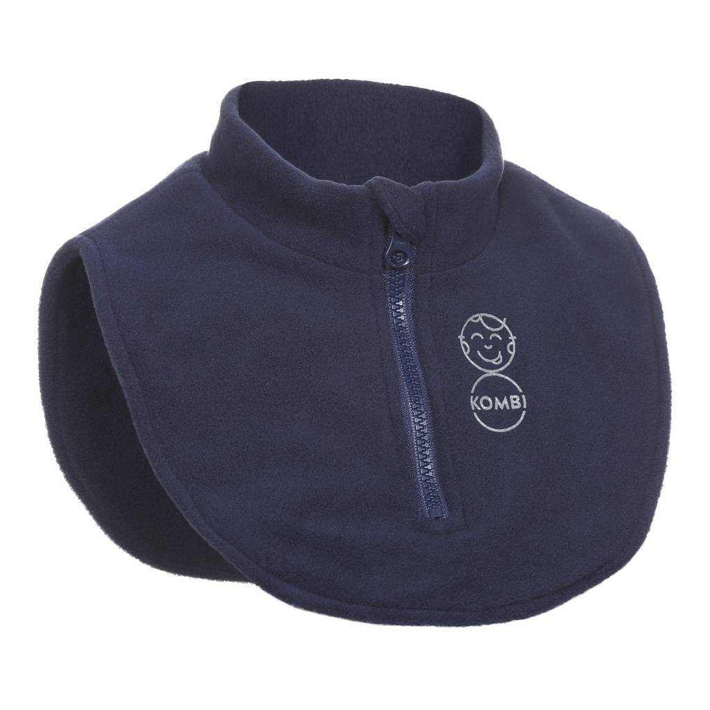 Kombi Children's Fleece Neck Cover Black