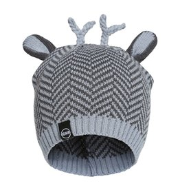 Kombi The Cutie Animal Ears Infant's Beanie Sleet