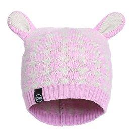 Kombi The Cutie Animal Ears Beanie Children's Pink Lavender