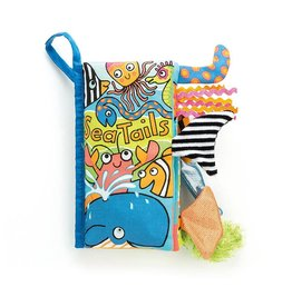 Jellycat Sea Tails Activity Book