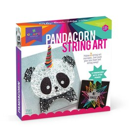 Pandacorn String Art