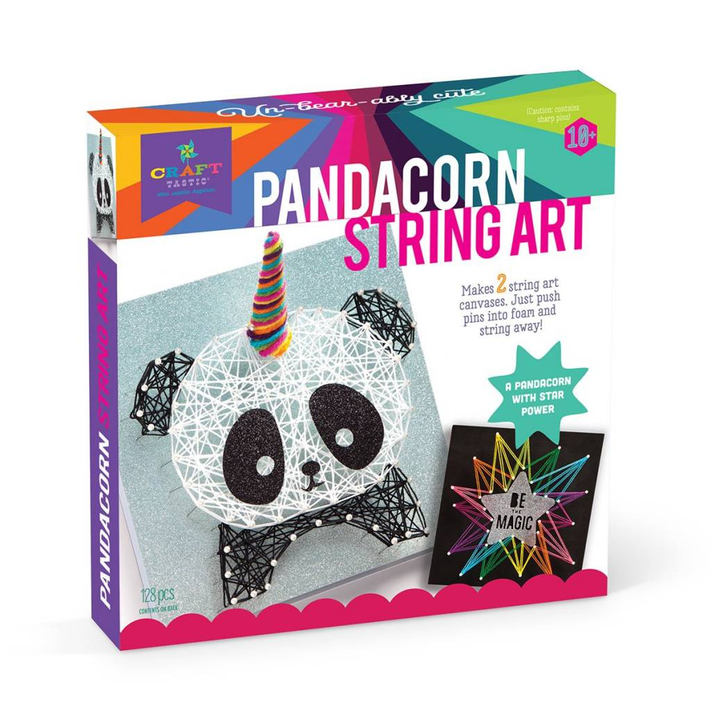 Ann Williams Craft-tastic Pandacorn String Art