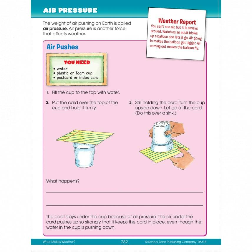 School Zone Publishing Company Big Second Grade Workbook
