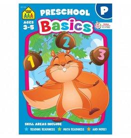 School Zone Publishing Company Preschool Basics