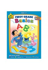 School Zone Publishing Company First Grade Basics